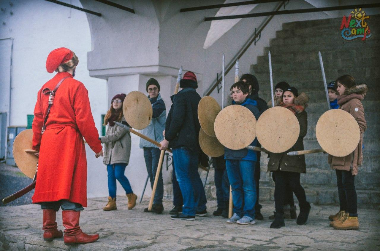 экскурсия в Псков