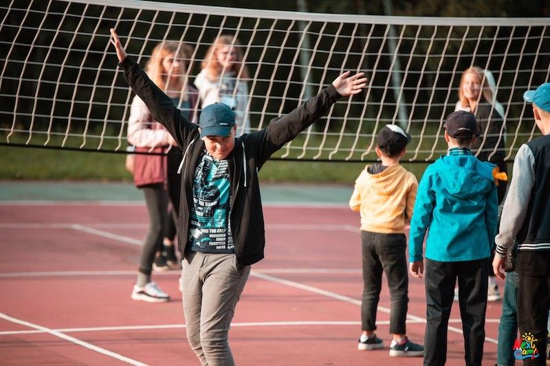 лагерь для детей и подростков в Подмосковье